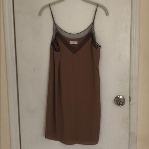 Aritzia Babaton shift dress